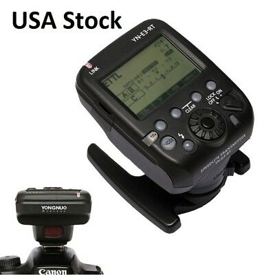 Yongnuo YN-E3-RT TTL Wireless Speedlite Transmitter for Canon Camera ST-E3-RT