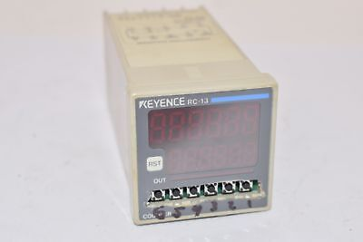 KEYENCE Counter RC-13, 3120585