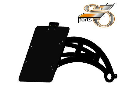Kawasaki VN 900 Classic Side Mounting Number Plate Holder