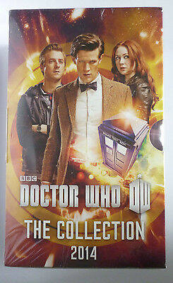 Doctor Who  The Collection 2014  Three Paperback Book Collection - New
