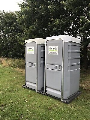 Portable Toilet/Chemical Toilet/Site Toilet Hire Lincolnshire & Nottinghamshire