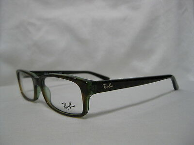 c7cdfd24c1 Brand New 100% Authentic Ray-Ban RB5187 2445 RX5187 Eyeglasses Frame 52MM