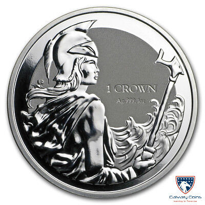 2017 Falkland Islands 1oz Silver 35th Anniversary of Liberation in Reverse Proof