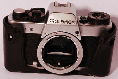 Vintage Rolleiflex SL 35 E Body Genuine OEM *For Parts or Repairs Only* #6360607