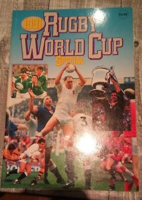 1991 rugby world cup book