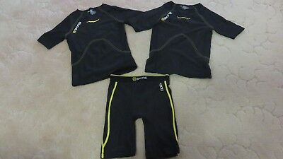 SKINS Youths Boys Compression Skins for children with autism