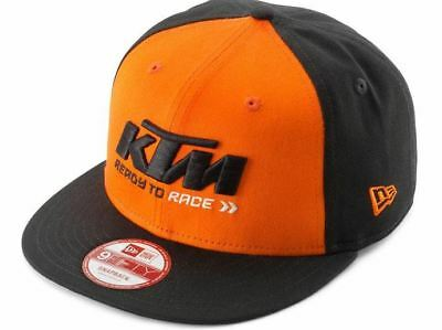Genuine Ktm Racing Team Pit Cap Black Mx Enduro Sx Sxf Exc Excf Xc Xcf Quad
