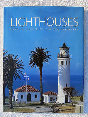 Lighthouses Book Maritime Nautical Marine (#012)