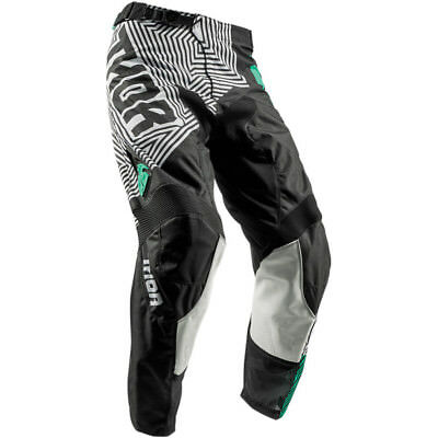 THOR Pulse GeoTec Adult MX Offroad Pants *NEW* Motorbike MOTO