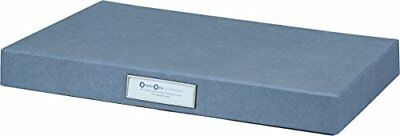 Bigso Sven Document Storage Box Grey