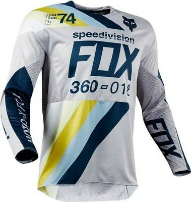 FOX RACING 360 Draftr MX Offroad Jersey *NEW* Motorbike MOTO