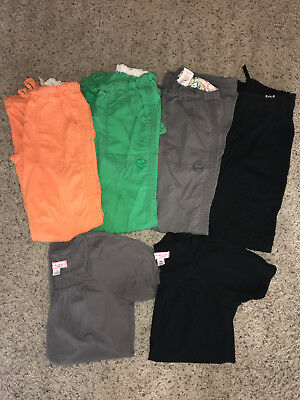 Koi Scrubs Lot Size XS-Tall *Great Condition!*