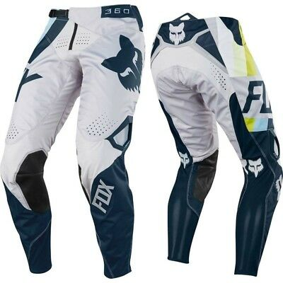 FOX RACING 360 Draftr MX Offroad Pants *NEW* Motorbike MOTO