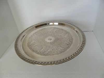 vintage Leonard EP Silver Plate Cake Stand & VINTAGE LEONARD EP Silver Plate Cake Stand - $15.99 | PicClick