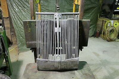 ANTIQUE TRACTOR   FORD 2n 8n 9n    ORIGINAL GRILL for 9n   FARMERJOHNSPARTS