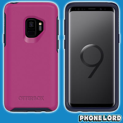 new style 662ba cc161 GENUINE OTTERBOX SYMMETRY case for Samsung Galaxy S9 GS9 PLUS Clear ...