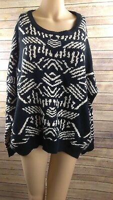 Urban Day Women Sweater Sz M/L Knit 100% Acrylic  Style# BL676