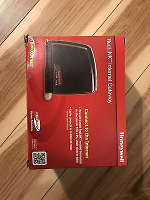 New in box Honeywell Redlink Enabled Internet Gateway THM6000R1002
