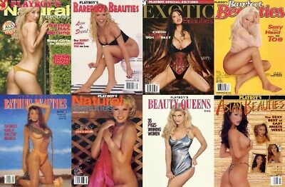 Playboy's Beauties Magazine Collection 62 Issues In PDF On DVD
