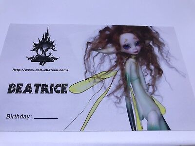 Doll Chateau Beatrice Event Doll Genuine Asian Ball Joint Doll
