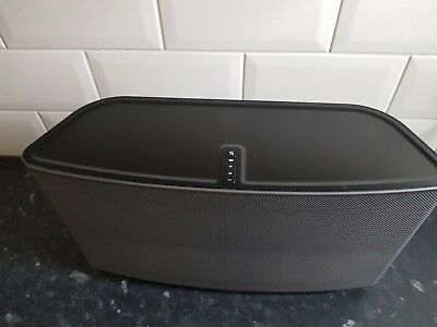 Sonos Play 5 Speaker (1st Gen) - Black In Mint Condition boxed