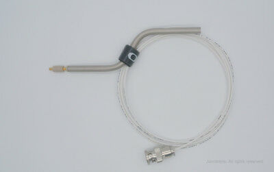 COAX Probe Holder with BNC for Micropositioner Probe Station KeyFactor
