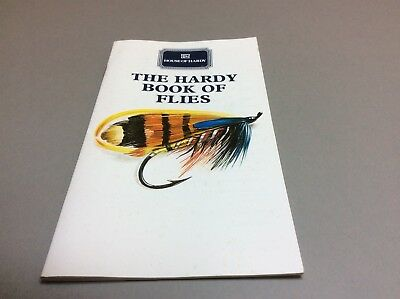 House of Hardy The Hardy Book of Flies Bestimmungsbuch Fliegenfischen Dry Wet