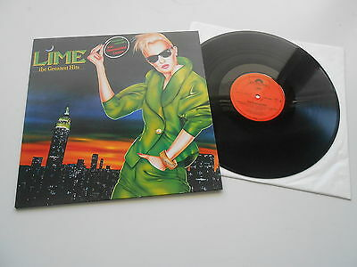 LIME - The Greatest Hits, ARCHIVCOPY & unplayed, like NEW                     OO