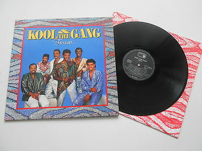 Kool & The Gang - Forever, DISCO SOUL FUNK LP with OIS ARCHIVCOPY & unplayed LL