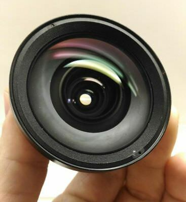 """8mm F1.4 superfast wide angle C-Mount Micro 4/3 M43 BMPCC 12 10 for 1"""" sensor"""
