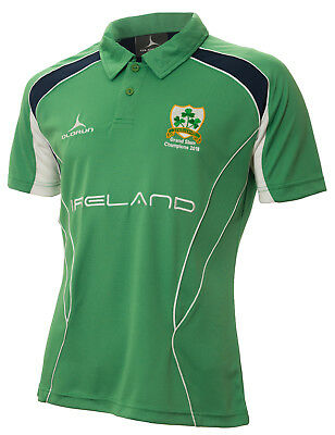 Olorun Ireland Grand Slam Champions 2018 Rugby Iconic Polo Shirt  S-4XL