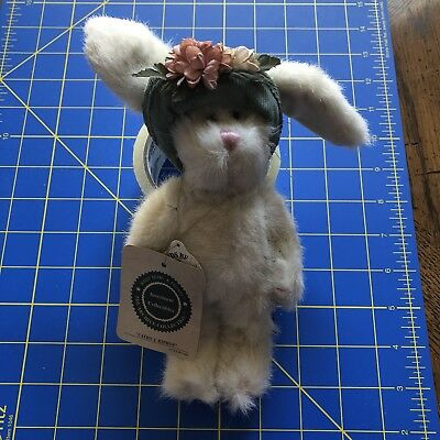 Boyds Bears New Cathy J Hiphop Rabbit Hare Easter #917030