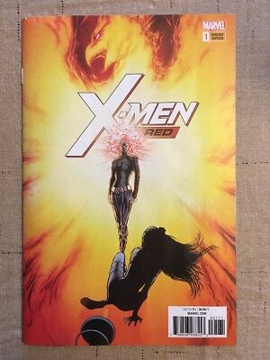X-Men Red #1 - 1:500 Remastered Retailer Incentive Variant By Phil Jimenez