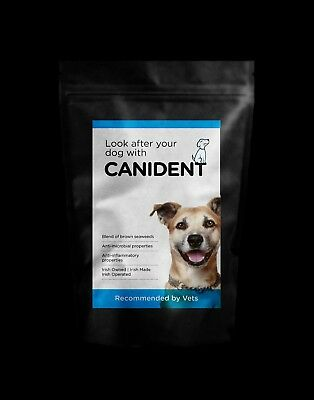 Canident Natural Seaweed Supplement 300 Grams