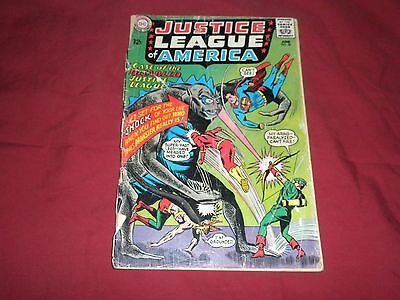 Justice League of America #36 dc 1965 silver age comic!!!!