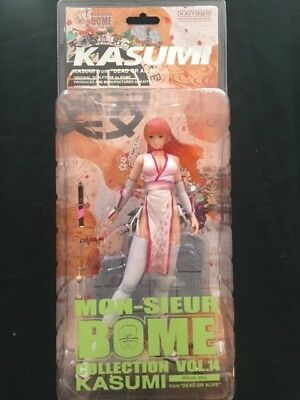 Mon Sieur Bome Collection Vol. 14 White Ver. Kasumi from Dead or Alive, unopened