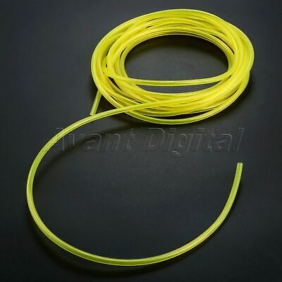 5M Long Trimmer Fuel Gas Engine Machine Oil Line Pipe Hose Chainsaw Blower Parts