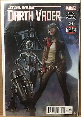 Darth Vader #3 First Aphra. Marvel Comics Star Wars