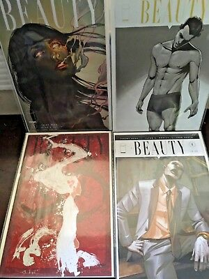 Beauty issues #1-17 image 1st prints nm complete set run