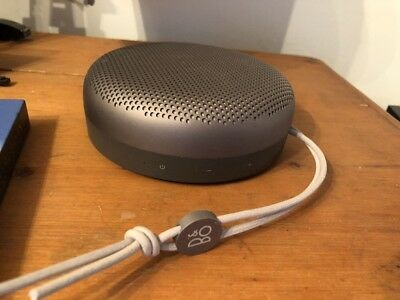 B&O Play by Bang and Olufsen Beoplay A1 Portable Bluetooth Speaker (w-4138)