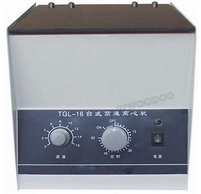 Benchtop Centrifuge Electric With Rotor And Tubes TGL-16 High-Speed 16000RPM vk