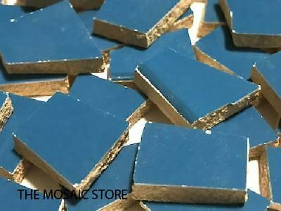 Aqua Blue Irregular Ceramic Tiles for Mosaic Art Craft Tiles Supplies