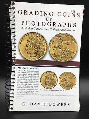 Grading Coins By Photographs Q David Bowers Book