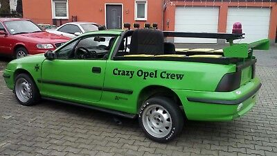 Show Car Opel Calibra