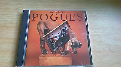 The Pogues - Best of the Pogues (1991) CD ALBUM