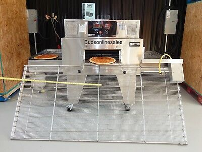 Pizza Oven Gas Conveyor Doyon Commercial Sub Baking Oven