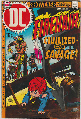 """Lot Of 3 Showcase Comics From Dc (Silver And Bronze) """"one Low Price"""""""