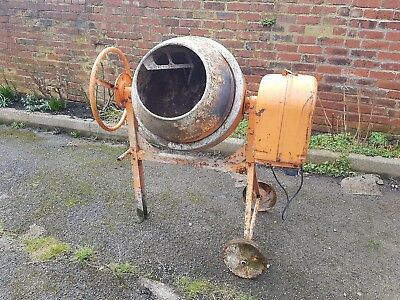 Electrical Cement Mixer