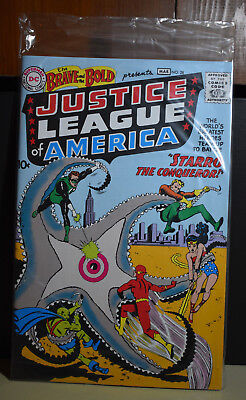 Justice League of America #28 The Brave and The Bold Loot Crate Exclusive Sealed