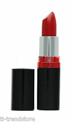Maybelline Color Show Intense Lipstick Lippenstift  201 Downtown Red Neu